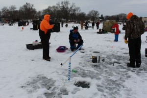 Ice Fishing Contest 01/17/2015