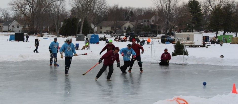 Broomball Tournament