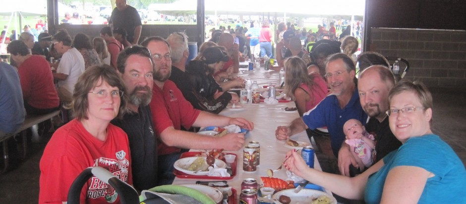 Riverfest and Steak & Lobster Feed - August 8, 2015